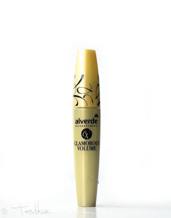 alverde NATURKOSMETIK Glamorous Volume Mascara