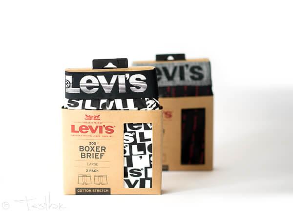 Levi's -200sf | Shorts im 2er Pack - Stretch Baumwolle