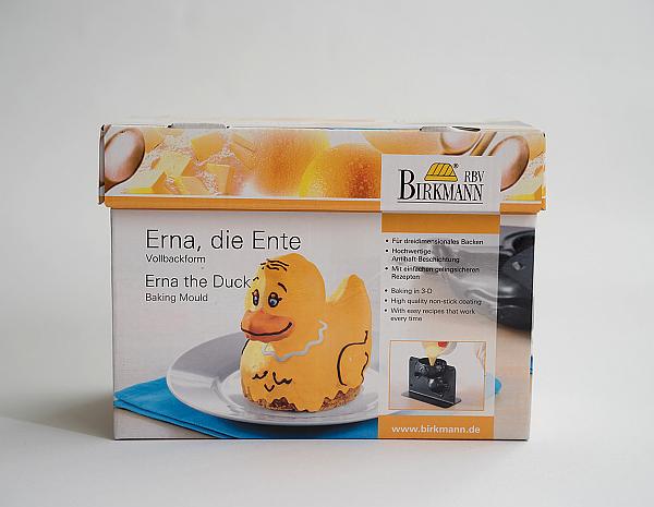 Backform Erna die Ente