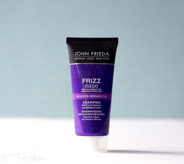 Frizz Ease Wunder-Reparatur Shampoo/Conditioner