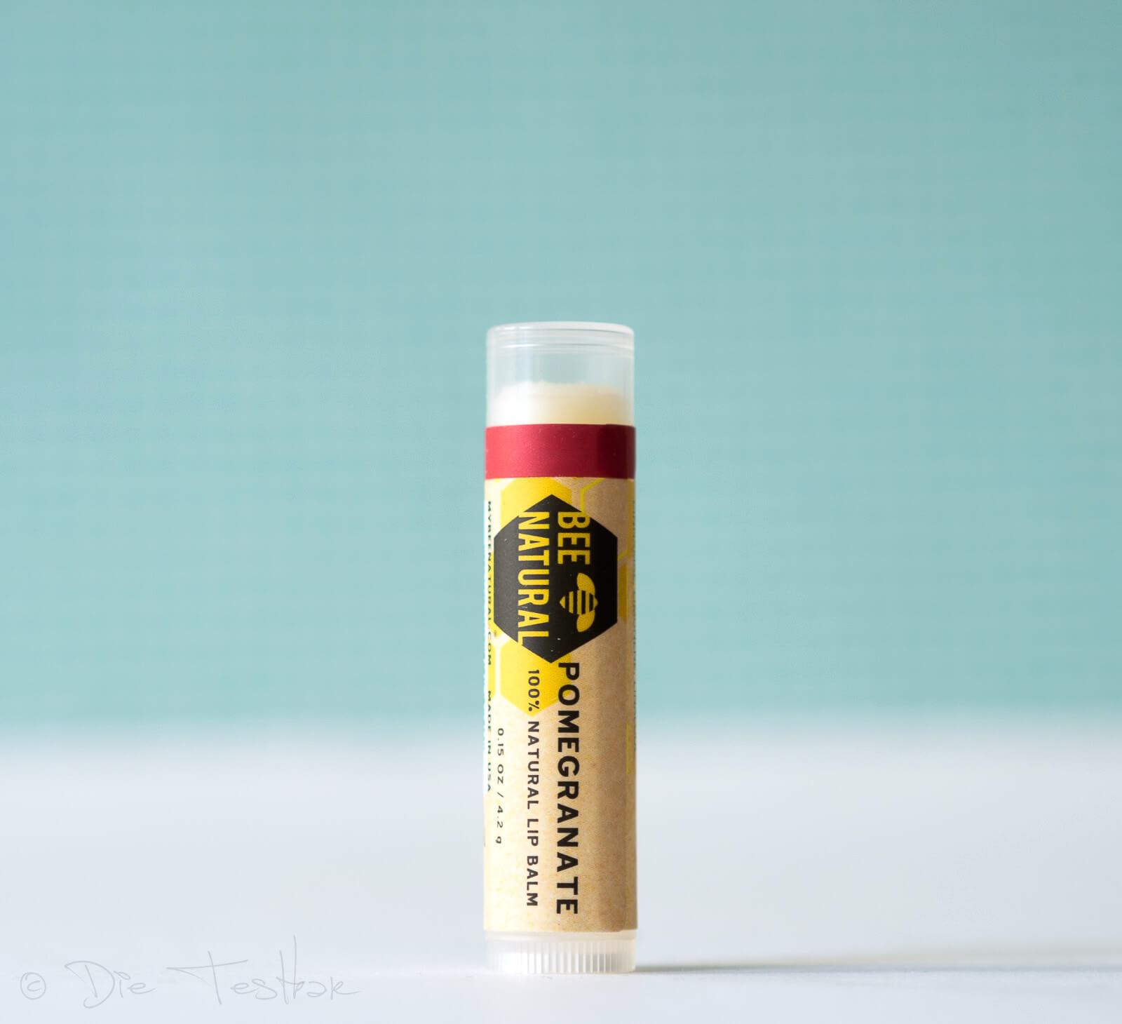 Lippenbalsam - Granatapafel