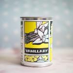 LUSH Vanillary Gorilla Parfüm Geschenkdose mit tollem Inhalt