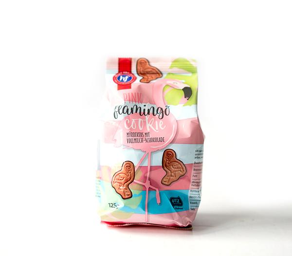 Hans Freitag Pink Flamingo Cookie