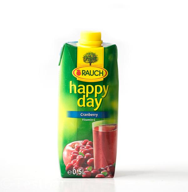 Rauch Happy Day Mango und Cranberry