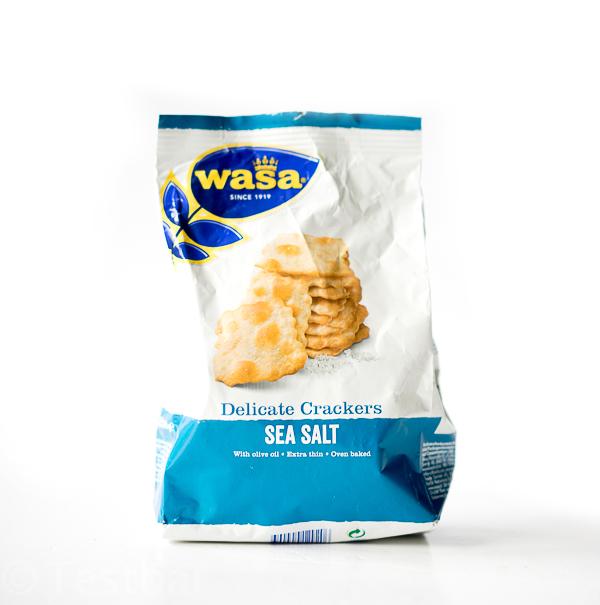 wasa Delicate Sea Salt Crackers