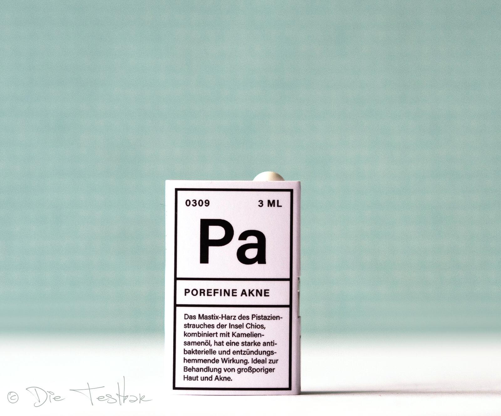 Pa - POREFINE AKNE - 0309 Zur Porenverfeinerung und bei Akne