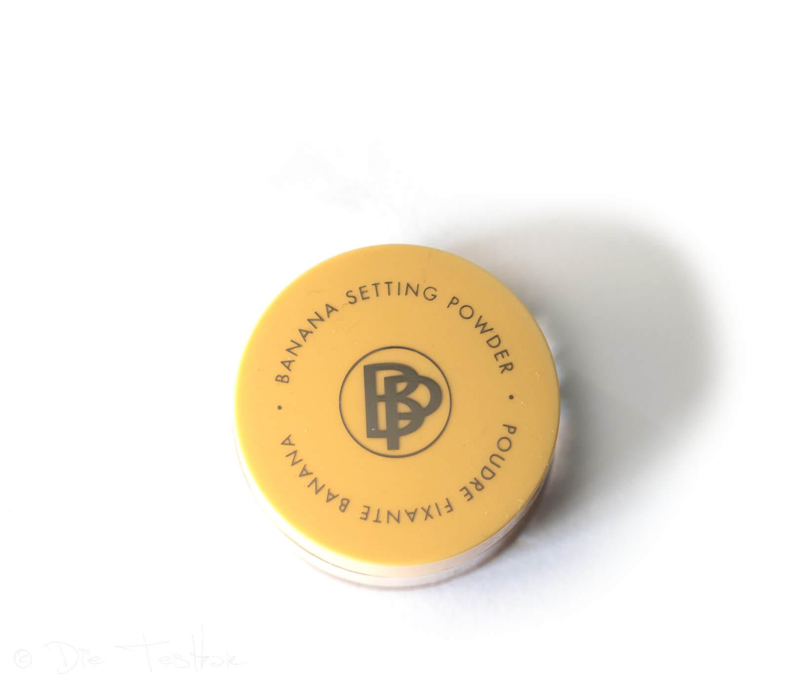 Bellapierre - Banana Setting Powder