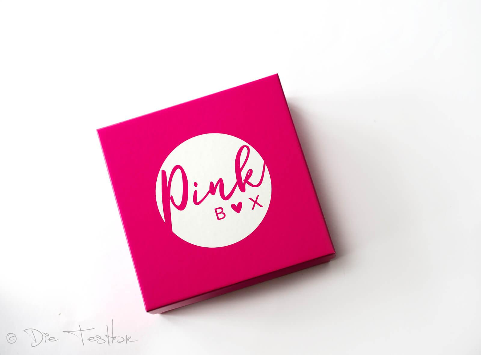DIE PINK BOX im August 2020 – Pink Box Tutti Frutti 2020