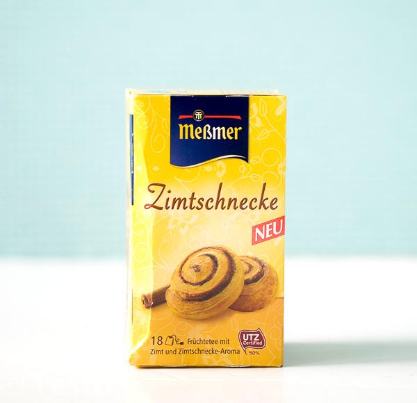 Meßmer - Kuchentee Zimtschnecke