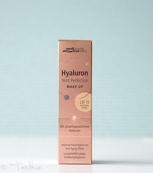 medipharma cosmetics Hyaluron Lippen-Volumenpflege