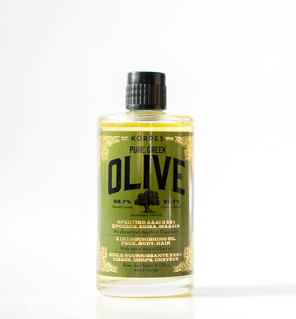Korres - OLIVE - Nährendes 3 in 1 Öl