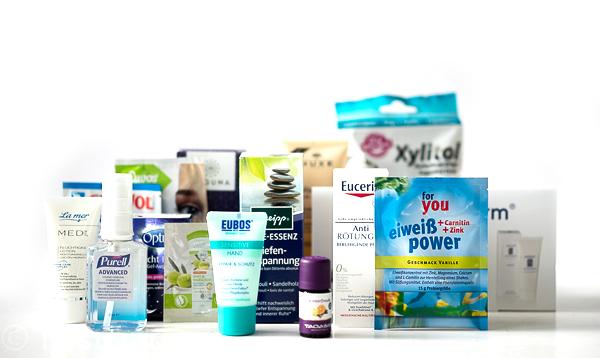 Beauty Box im November 2017 von medikamente-per-klick.de