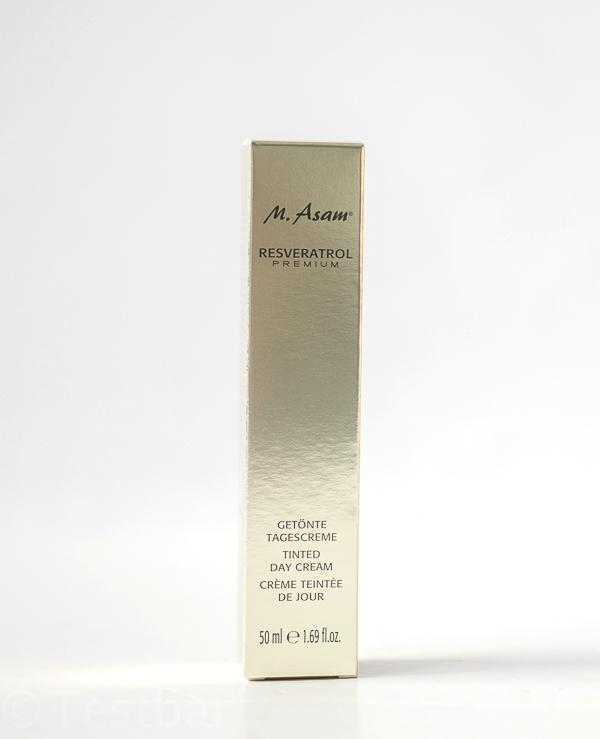 M. Asam - Resveratrol Premium - Getönte Tagescreme