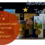 Produkttest mit Gewinnspiel – Tolle Produkte in Bioqualität von Sonnentor >>>> closed <<<<