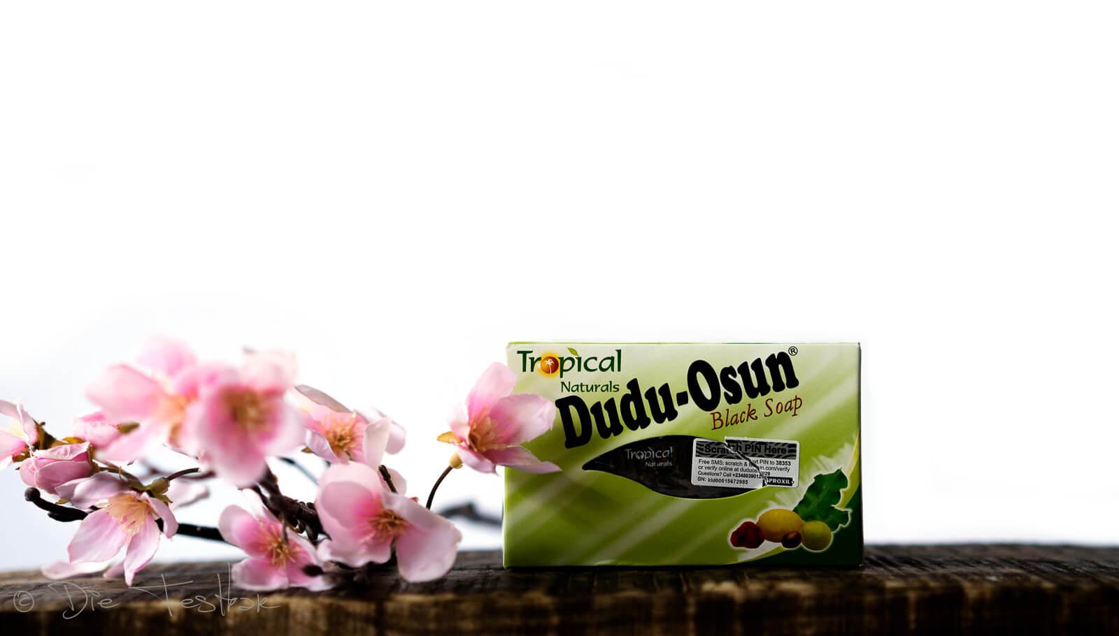 Schwarze Seife BIO Handgemacht – Dudu-Osun