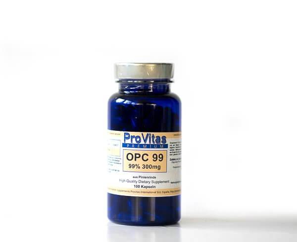 OPC 99 Highvon ProVitas- Schönere Haut und mehr mit dem Anti-Aging-Vitamin OPC