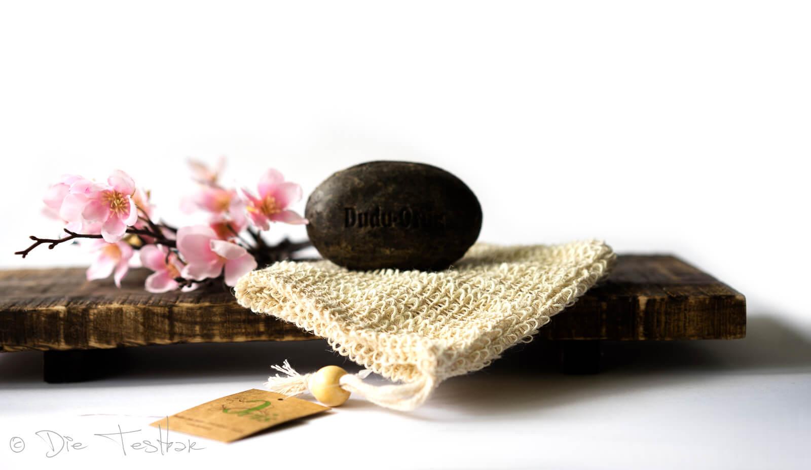 Seifenbeutel Ramie – Cotton – Ovis 16 x 13 cm