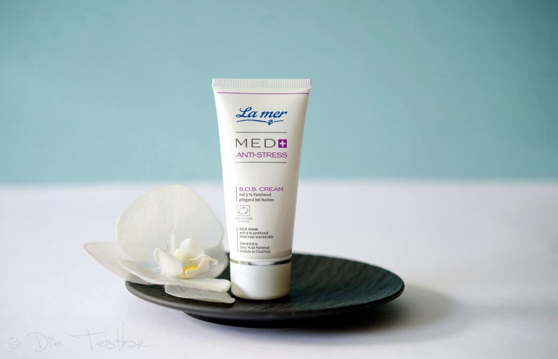 La mer Med+ Anti-Stress S.O.S. Cream