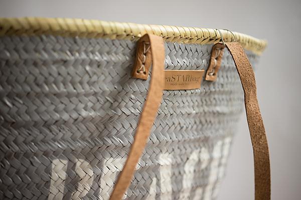 Wunderschöne Korbtasche von seaSTARbag