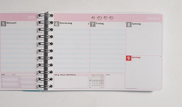 persönlichen kalender selber gestalten
