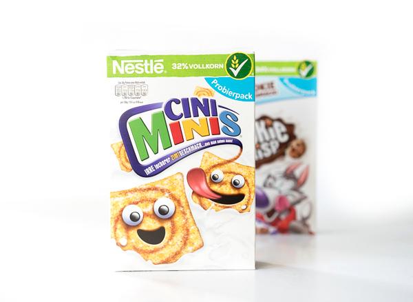 NESTLÉ - Cini Minis