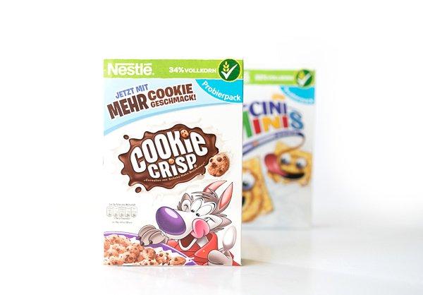 NESTLÉ - Cookie Crisp