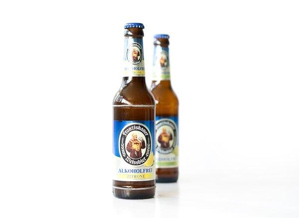 FRANZISKANER - Alkoholfrei Zitrone und