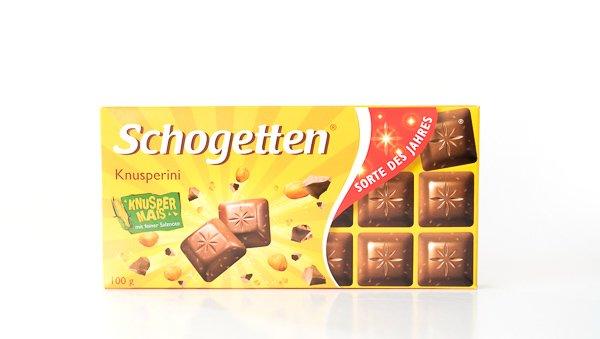 SCHOGETTEN - Knusperini - Sorte des Jahres