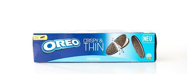 OREO - Crispy & Thin
