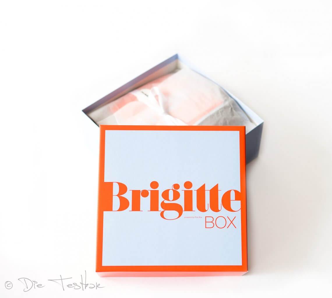 BRIGITTE Box Nr. 2/2021 im April 2021 –Schön und entspannt