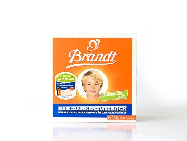 BRANDT - Zwieback