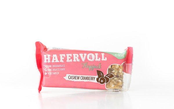 HAFERVOLL - Cashew/Cranberry