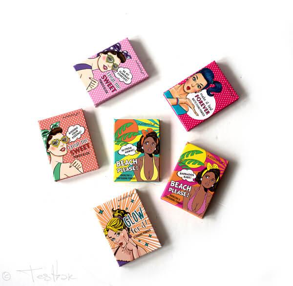 Misslyn - Misslyn-Kollektion im trendigen Pop-Art Design