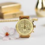Detomaso MILANO DT1052-H – Armbanduhr Gold