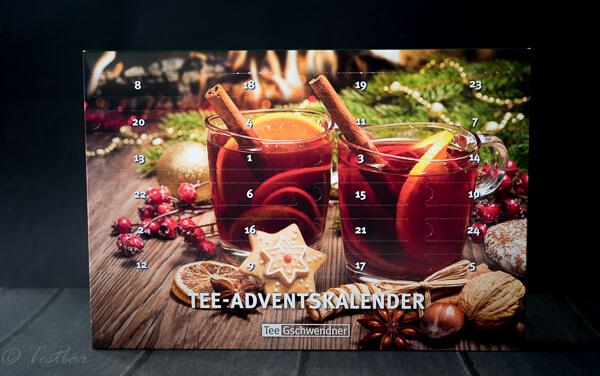 Tee Gschwendner Adventskalender
