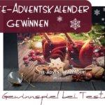 Gewinnspiel – Stimmungsvoller Tee-Adventskalender 2016 von TeeGschwendner >>>>closed<<<<
