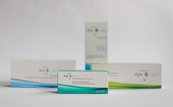 Zahnpflegeprodukte von ApaCare