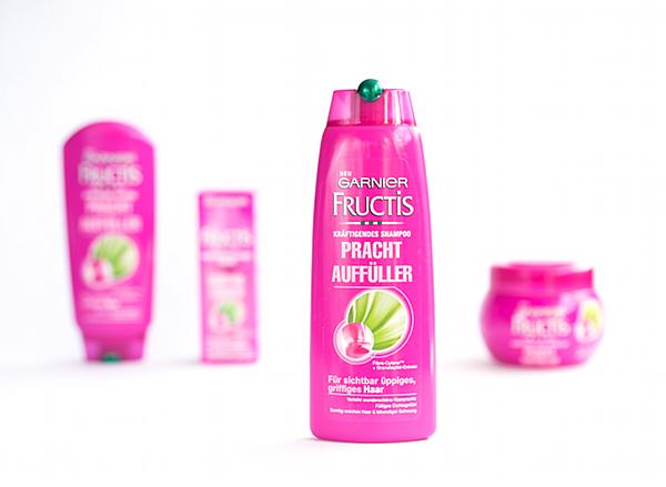 Garnier Fructis Pracht Auffüller – kräftigendes Shampoo