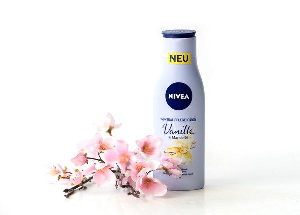 Sensual Pflegelotionen von Nivea - Entspannender Duft sinnlicher Vanille