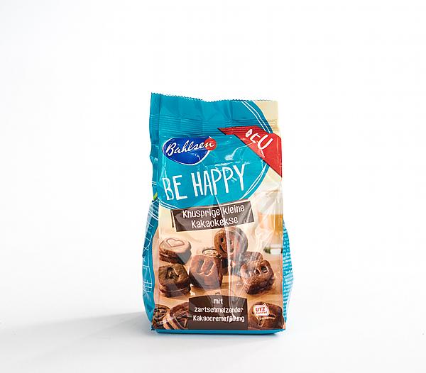 Degustabox Mai 2014 - Bahlsen Be Happy