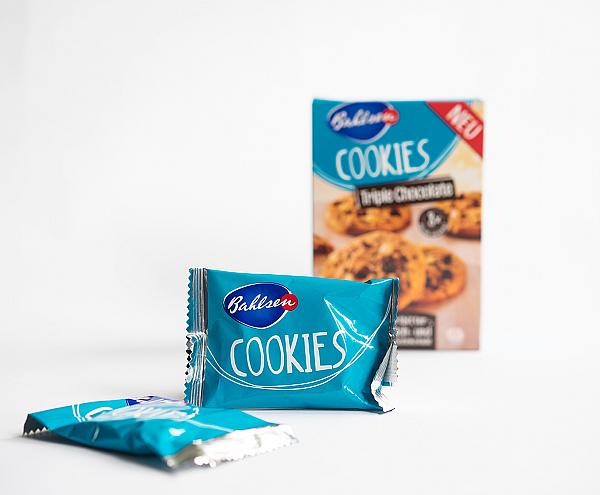 Degustabox Mai 2014 - Bahlsen Triple Chocolate Cookies
