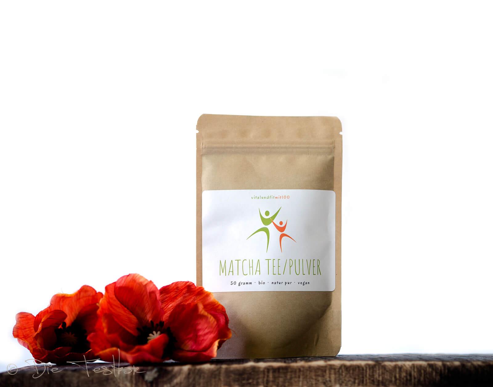 Bio Matcha Tee/Pulver 50 g