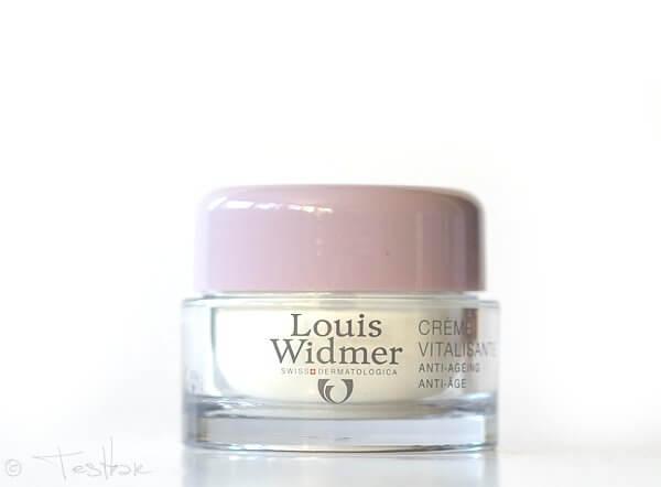 Anti-Aging - Speziell für die Haut ab 30 - Crème Vitalisante von Louis Widmer