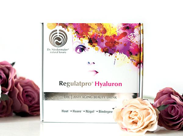 Anti Aging - Regulatpro Hyaluron - Der Anti Aging Beauty Drink