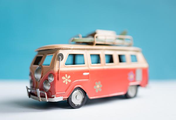 Deko VW Bulli