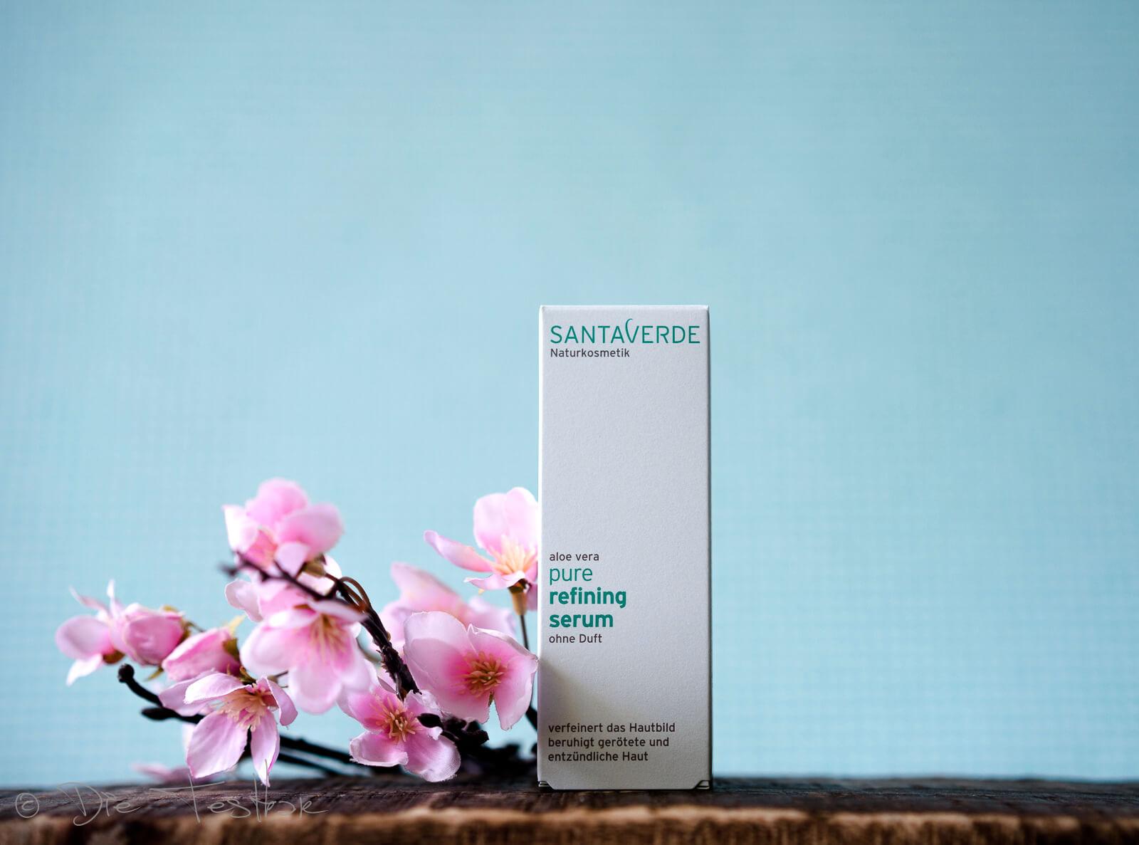 pure refining serum ohne Duft