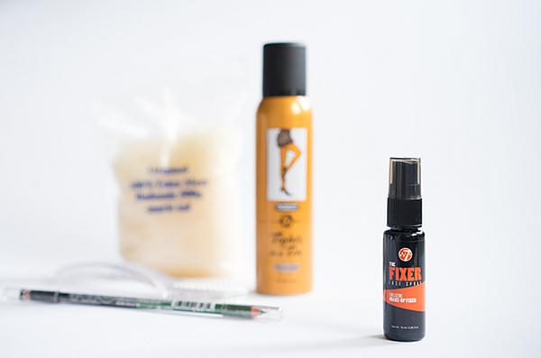 Fairy-Box Mai 2014 - The Fixer - Make-up Fixierer