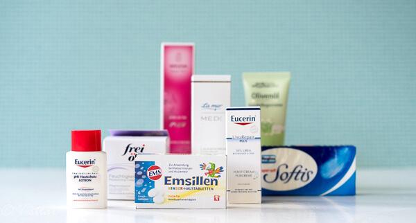 Beauty Box im Dezember 2016 von medikamente-per-klick.de