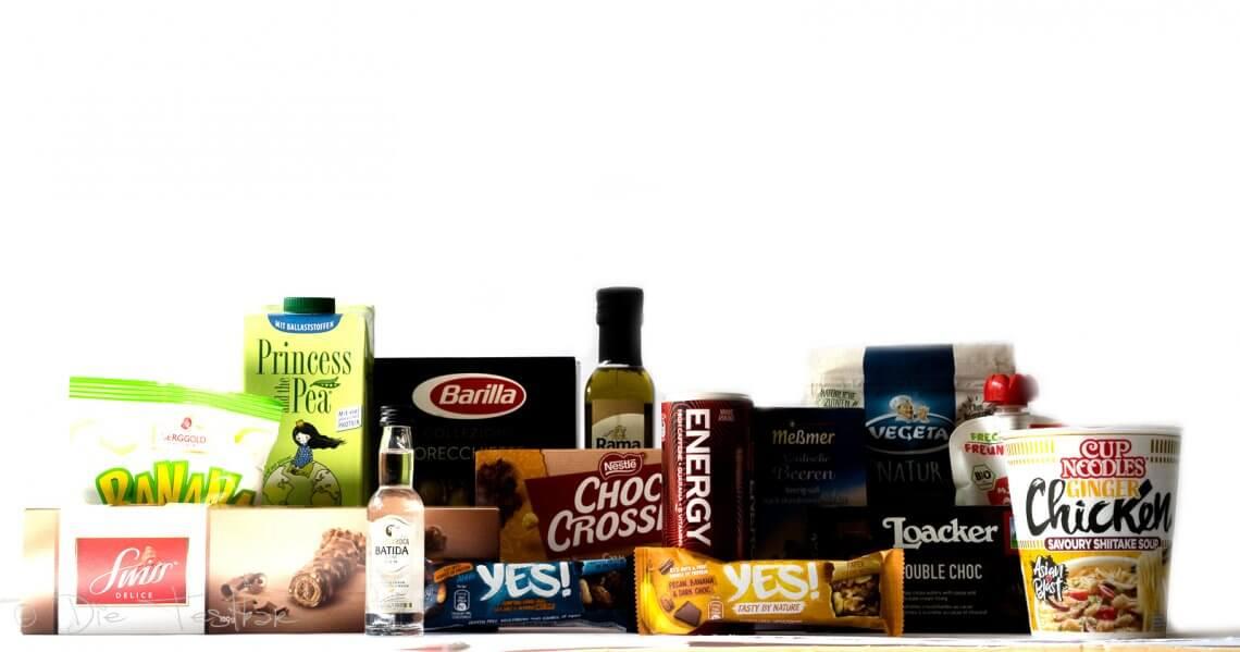 Die Degusta Box im September 2020