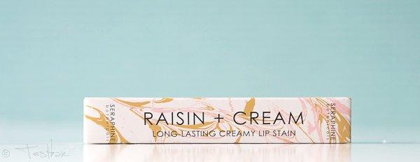 Seraphine Botanicals - Raisin + Cream